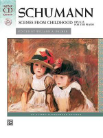 Schumann -- Scenes from Childhood : Book & CD - Valery Lloyd-Watts