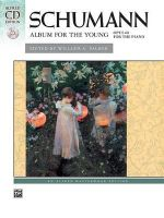 Schumann -- Album for the Young, Op. 68 : Book & 2 CDs - Kim O'Reilly