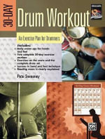 30-Day Drum Workout - Pete Sweeney