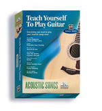 Alfred's Teach Yourself to Play Guitar : Acoustic Songs