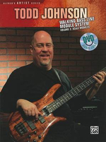 Todd Johnson Walking Bass Line Module System, Volume 2 : Scale Modules - Todd Johnson