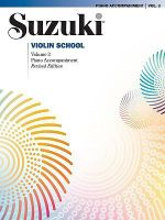 Suzuki Violin School, Vol 3 : Piano Acc. - Shinichi Suzuki