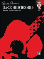 Aaron Shearer Classic Guitar Technique, Volume 1 : Shearer Series - Aaron Shearer