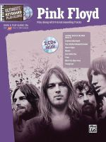 Pink Floyd - Ultimate Keyboard Play-Along : Book & 2 CDs - Alfred Publishing