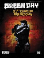 Green Day : 21st Century Breakdown - Publishing Staff Alfred
