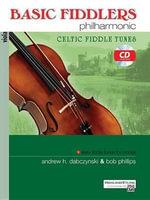 Basic Fiddlers Philharmonic: Viola : Celtic Fiddle Tunes - Andrew H Dabczynski