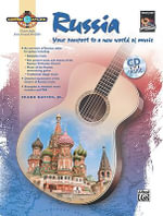 Guitar Atlas Russia : Your Passport to a New World of Music, Book & CD - Alfred Publishing