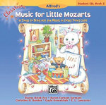 Classroom Music for Little Mozarts -- Student CD, Bk 2 : 19 Songs to Bring Out the Music in Every Young Child - Donna Brink Fox