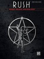 Rush -- Sheet Music Anthology : Piano/Vocal/Guitar - Rush