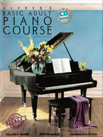 Alfred's Basic Adult Piano Course Lesson Book, Level 3 - Willard A Palmer