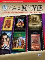 Classic Movie Instrumental Solos for Strings : Viola, Book & CD - Alfred Publishing