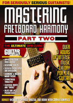 Mastering Fretboard Harmony : The Ultimate Dvd Guide -- over 3 Hours of Intense Music Theory for the Guitar - Jimmy Brown