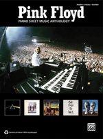 Pink Floyd: Piano Sheet Music Anthology : Piano/Vocal/Guitar - Alfred Publishing