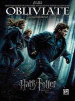 Obliviate (from Harry Potter and the Deathly Hallows, Part 1) : Five Finger Piano, Sheet - Alfred Publishing