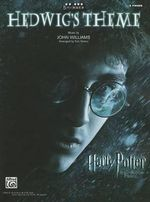 Hedwig's Theme (from Harry Potter and the Half-Blood Prince) : Five Finger Piano, Sheet