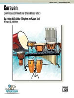 Caravan : For Percussion Nonet with Optional Bass Guitar - Irving Mills