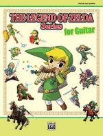 The Legend of Zelda Series for Guitar : Guitar Tab - Alfred Publishing