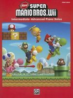 New Super Mario Bros. Wii : Intermediate / Advanced Piano Solos - Koji Kondo