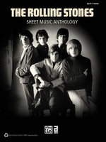 The Rolling Stones Sheet Music Anthology : Easy Piano - Rolling Stones