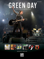 Green Day Sheet Music Anthology : Easy Piano - Green Day
