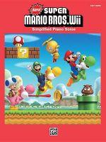 New Super Mario Bros. Wii : Simplified Piano Solos - Koji Kondo
