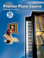 Premier Piano Course Masterworks, Bk 5 : Correlated Standard Repertoire, Book & CD