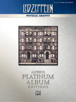 Led Zeppelin -- Physical Graffiti Platinum Bass Guitar : Authentic Bass Tab - Led Zeppelin