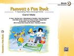 Famous & Fun Rock, Book 1 : Famous & Fun - Carol Matz