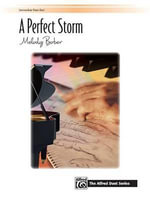A Perfect Storm : Sheet - Melody Bober