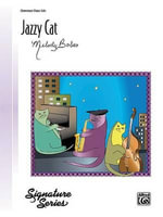 Jazzy Cat : Sheet - Melody Bober