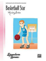Basketball Star : Sheet - Melody Bober