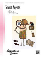 Secret Agents : Sheet - Carol Matz