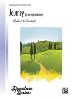 Journey : For Right Hand Alone, Sheet - Robert D. Vandall