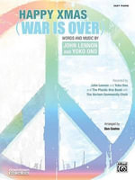 Happy Xmas (War Is Over) : Easy Piano, Sheet - John Lennon