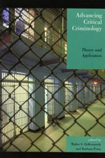 Advancing Critical Criminology : Theory and Application