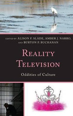 Reality Television : Oddities of Culture