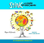 Stink and the Incredible Super-Galactic Jawbreaker - Megan McDonald