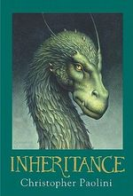 Inheritance : Inheritance Cycle (Audio) - Christopher Paolini