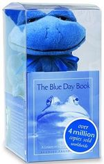 The Blue Day Frog and Little Book  - Bradley Trevor Greive