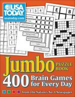 USA Today Jumbo Puzzle Book : 400 Brain Games for Every Day - USA Today