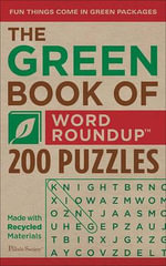 The Green Book of Word Roundup? : 200 Puzzles - The Puzzle Society