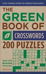 The Green Book of Crosswords : 200 Puzzles - The Puzzle Society