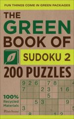 The Green Book of Sudoku 2 : 200 Puzzles - The Puzzle Society