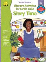 Story Time Literacy Activities for Circle Time, Grades Preschool - K - Karen DeVries
