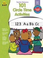 101 Circle Time Activities, Grades Preschool - K - Gayle Bittinger