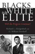 Blacks in the White Elite : Will the Progress Continue? - Richard L. Zweigenhaft