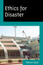 Ethics for Disaster - Naomi Zack