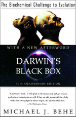 Darwin's Black Box : The Biochemical Challenge to Evolution - Michael J. Behe