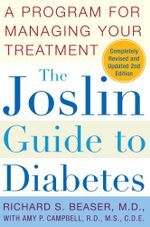 The Joslin Guide to Diabetes : A Program for Managing Your Treatment - Richard S. Beaser