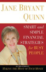 Smart and Simple Financial Strategies for Busy People - Jane Bryant Quinn